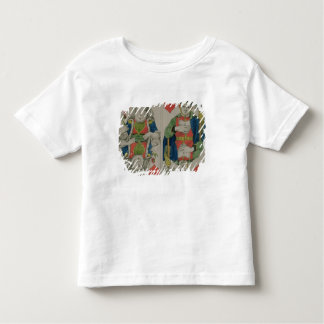 Design for playing cards, c.1810 toddler T-Shirt
