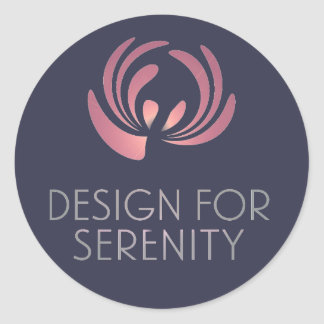Design For Serenity Sticker