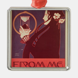 Design for the Frommes Calendar Christmas Ornament