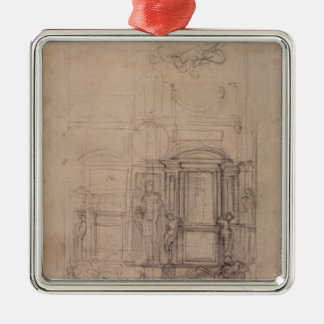 Design for the Medici Chapel Christmas Ornament