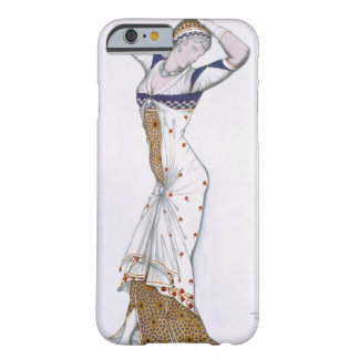 Design from A Fantasy of Modern Costume, 1912 (col Barely There iPhone 6 Case