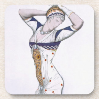 Design from A Fantasy of Modern Costume, 1912 (col Drink Coasters