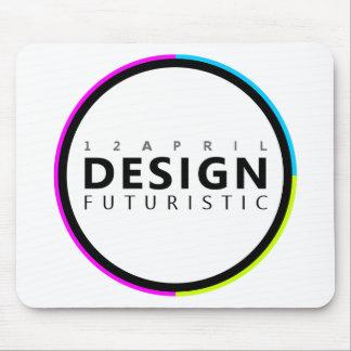 Design Futuristic Mousepad