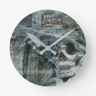 Design Gothic Round Clock