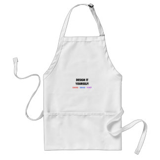 Design It Yourself On Aprons