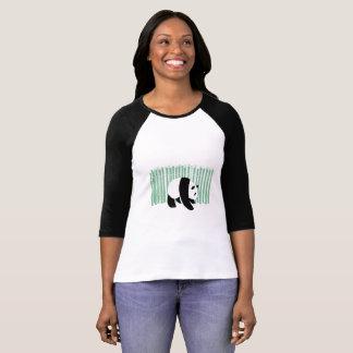 design modern t-shirt woman bamboo/modern design