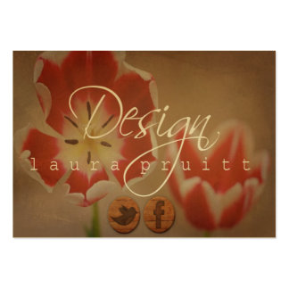Design QR Card 3.5 by 2.5 Large Business Cards (Pack Of 100)