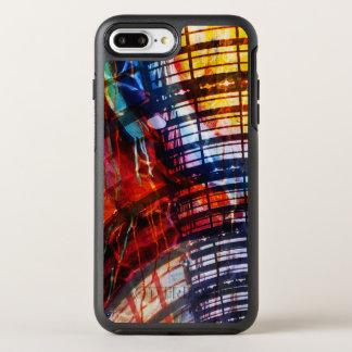 Design sheet Colour OtterBox Symmetry iPhone 7 Plus Case