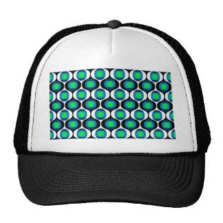 Design Simple Round Circle Shape Style Fashion Str Trucker Hat