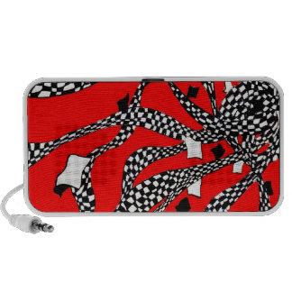 design iPod speaker