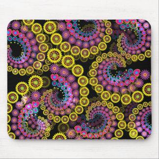 Design Swirl Pattern Mousepad