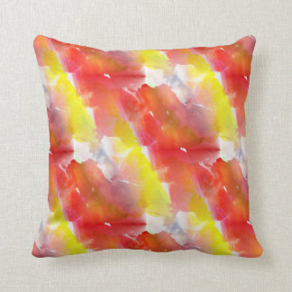 Design texture watercolor background cushion