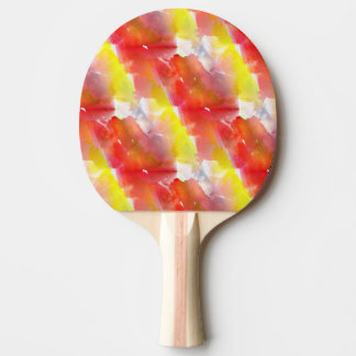 Design texture watercolor background ping pong paddle