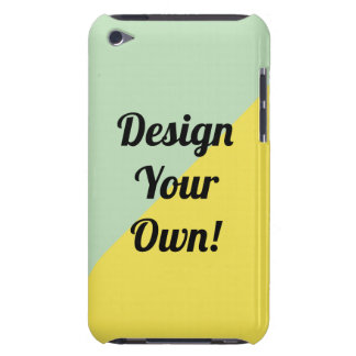 Design Your Customized Gifts Barely There iPod Cases