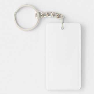 Design Your Own Acrylic Keychain (Double Sided)