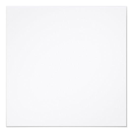 Laid 13.3 cm x 13.3 cm, Standard white envelopes included