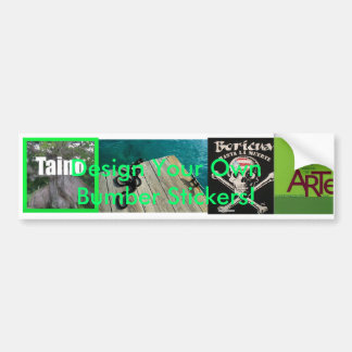 Design Your Own Bumper Stickers! Bumper Sticker