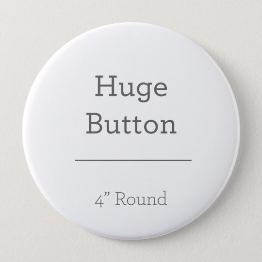 """Giant, 10.2 cm (4"""") Round Badge"""
