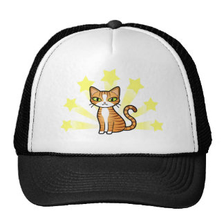 Design Your Own Cartoon Cat Cap