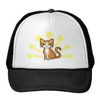 Design Your Own Cartoon Cat Cap
