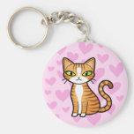 Design Your Own Cartoon Cat (love hearts)