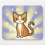 Design Your Own Cartoon Cat Mousepad