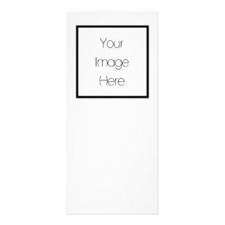 Design Your Own Custom Gift - Blank Rack Cards