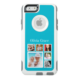 Design Your Own Custom Personalized Photo Collage OtterBox iPhone 6/6s Case