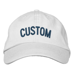 a20d37d2bc5 Design Your Own Embroidered Hat