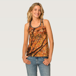 Design Your Own Fall Colors Women's Tank Top
