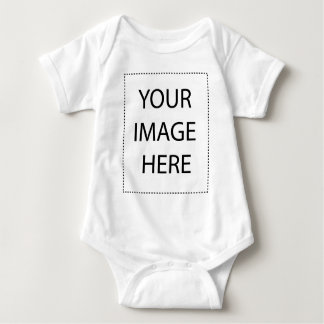 Design your own gifts baby bodysuit