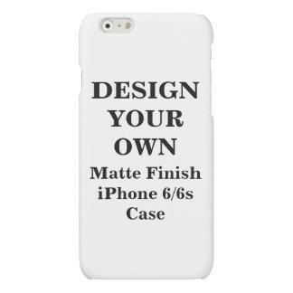 Design Your Own iPhone 6/6s Matte Finish Case iPhone 6 Plus Case