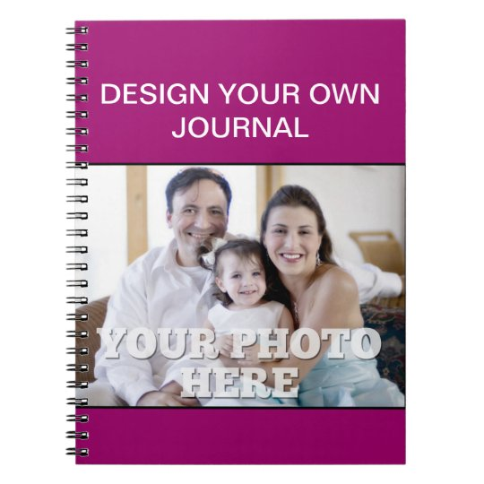 Design Your Own Journal