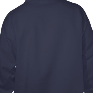 Design Your Own Navy Blue Pullover