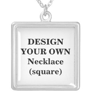 Design Your Own Necklace (square)