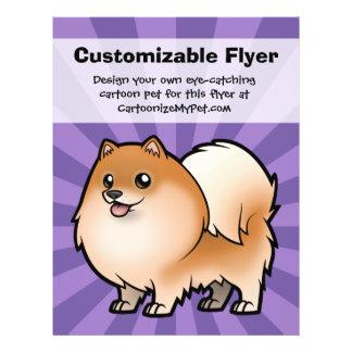 Design Your Own Pet 21.5 Cm X 28 Cm Flyer