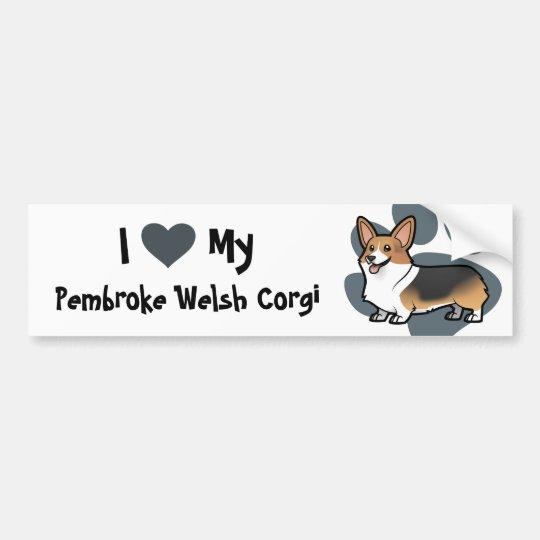 Design Your Own Pet Bumper Sticker