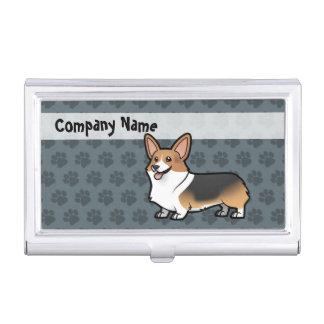 Design Your Own Pet Business Card Case