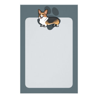 Design Your Own Pet Custom Stationery