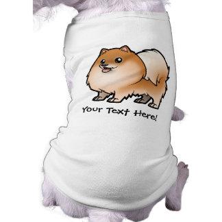 Design Your Own Pet Sleeveless Dog Shirt