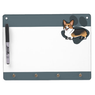 Design Your Own Pet Dry Erase Board With Key Ring Holder