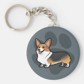 Design Your Own Pet Key Ring