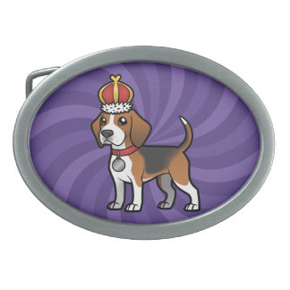 Design Your Own Pet Oval Belt Buckle