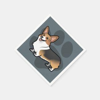 Design your own pet paper serviettes