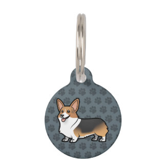 Design Your Own Pet Pet Name Tag