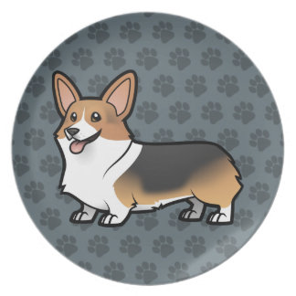 Design Your Own Pet Plates