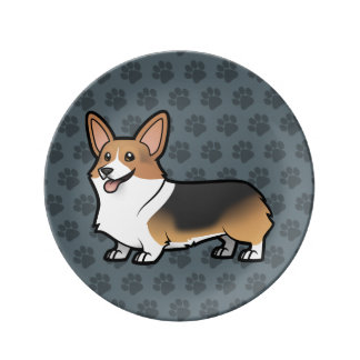 Design Your Own Pet Porcelain Plates