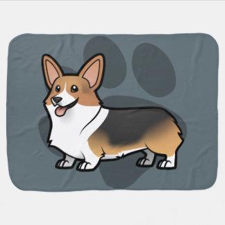 Design Your Own Pet Receiving Blankets