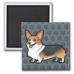Design Your Own Pet Refrigerator Magnets