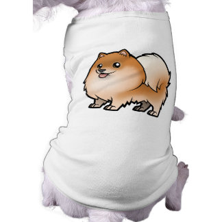 Design Your Own Pet Sleeveless Dog Shirt